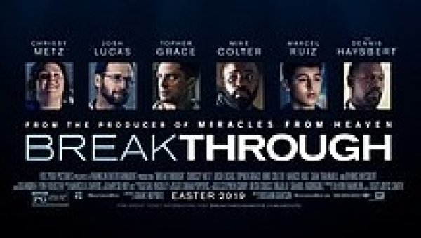 None - Enter For A Chance To Win Tickets To See BREAKTHROUGH!