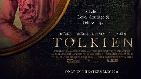 None -  Enter For A Chance To Win Tickets To See Tolkien In Theaters!
