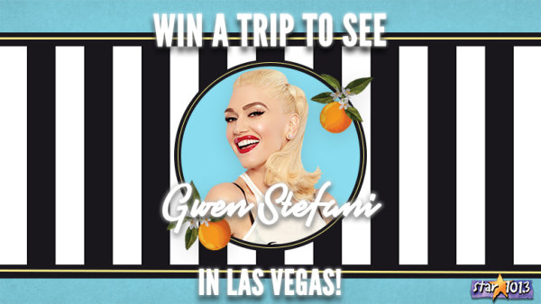 None - Bay Area! Win A Trip To See Gwen Stefani In Las Vegas!