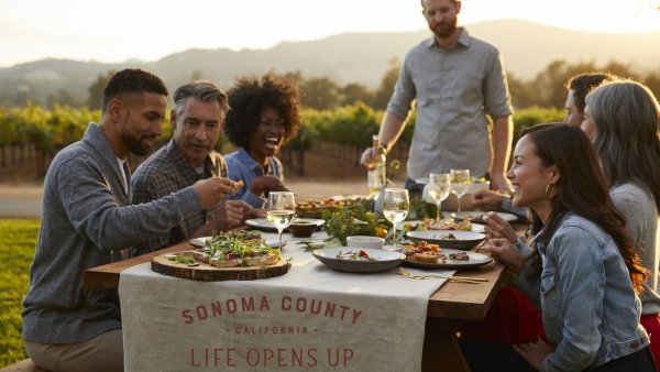 None - Enter For A Chance To Win A Life Opens Up Getaway In Sonoma!