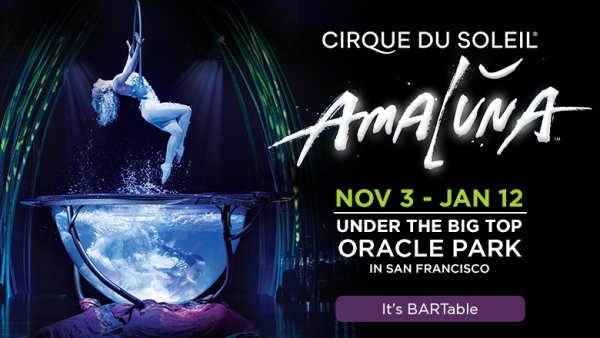 None - Win Tickets To Cirque Du Soleil AMALUNA!