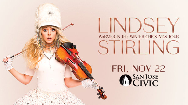 None - Win Tickets To See Lindsey Stirling