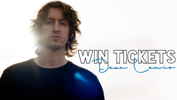 None - Get Tickets To See Dean Lewis!