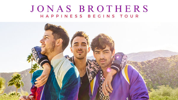 None - Win Tickets To See Jonas Brothers At Oakland Arena!