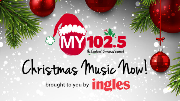 None -  Win Merry Christmas Money from The Carolinas' Christmas Station!