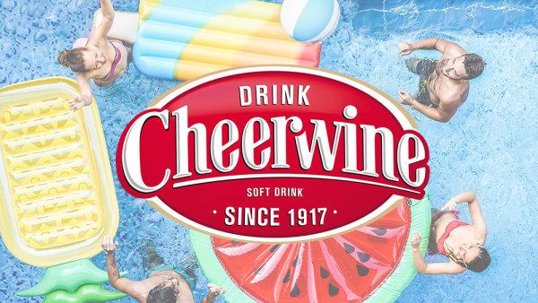 None - MY Cheerwine Pool Patrol!