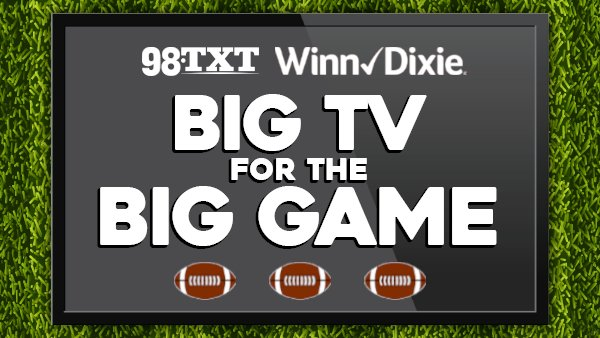 None - Big TV For The Big Game