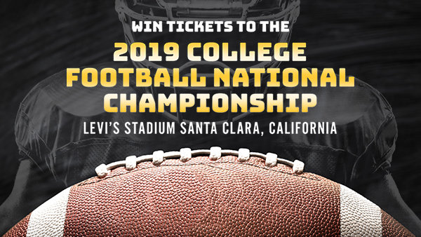 None -  BCS College Football National Championship Trip