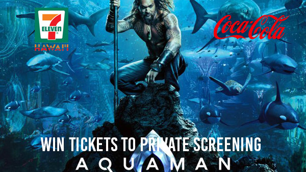 None - Win Tickets to Private Screening of Aquaman