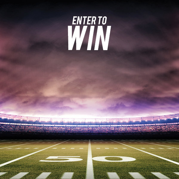 None - Win a Big TV for the Big Game