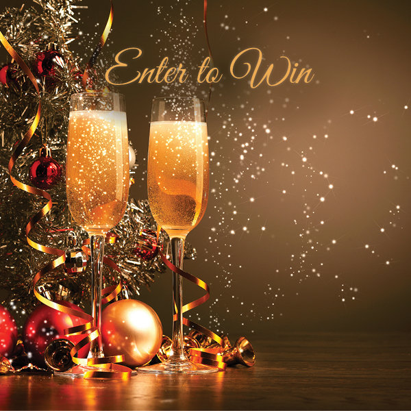 None -   Win a New Years Room Package from Crowne Plaza!