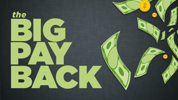 None -    The Big Payback on The New 97.7
