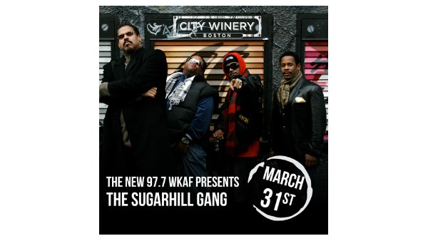 None - The New 97.7 Presents The Sugarhill Gang