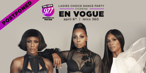 None -  En Vogue: Ladies Choice Dance Party