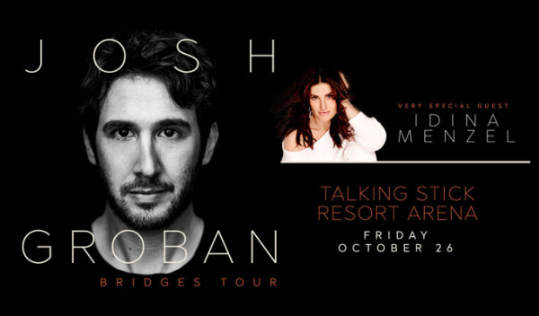 None - Win a tickets to see Josh Groban!