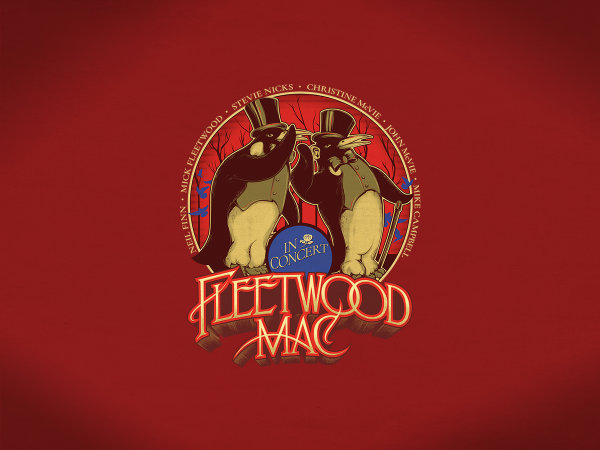 None - Win Tickets to see Fleetwood Mac!