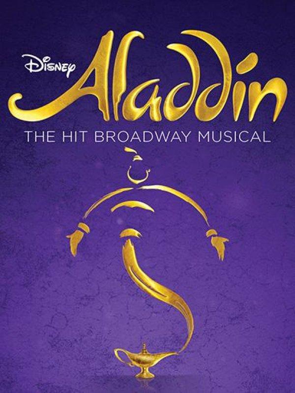 None - Win Tickets to Disney Aladdin at ASU Gammage