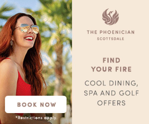 None - Win a Staycation at the Phoenician!