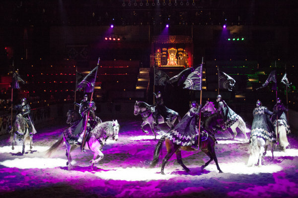 None - Win a Work Team Outing at Medieval Times!