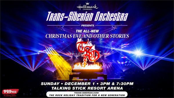 None - Win Tickets to see the Trans-Siberian Orchestra!