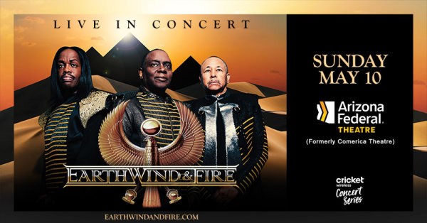 None - Win Tickets to see Earth, Wind & Fire