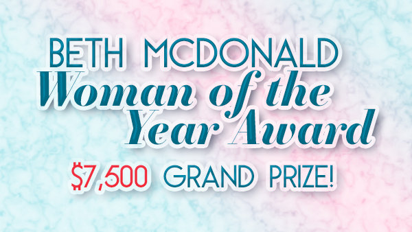 None - 99.9 KEZ and Shea Homes present Beth McDonald's Woman of the Year