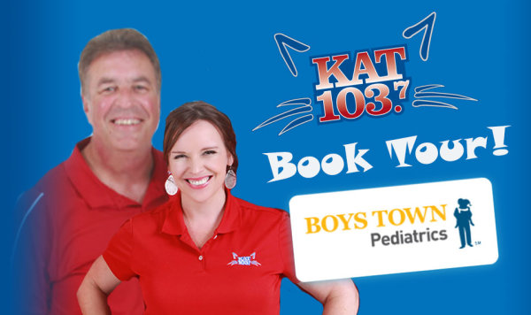 None - Kat 103.7 Book Tour with Steve & Gina