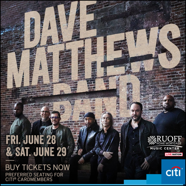 None - Win Dave Matthews Band Tickets
