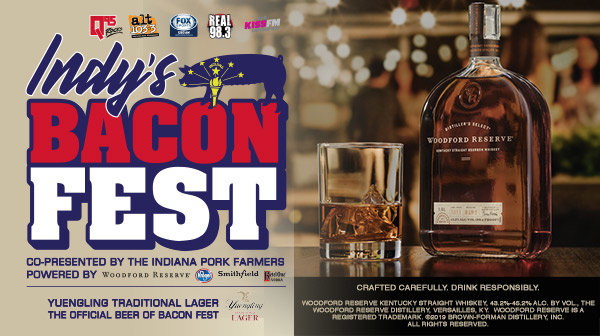 None - Win VIP Tickets to Indy's BaconFest!