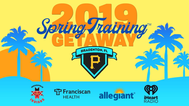WIN a 2019 Spring Training Getaway!!