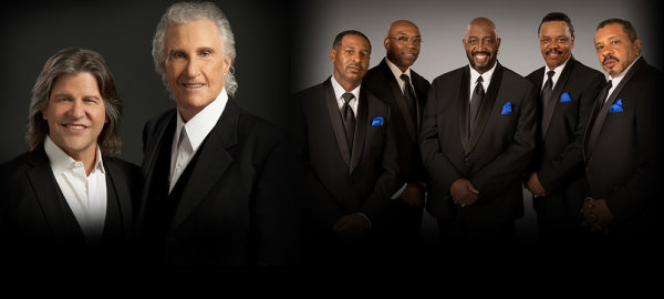 None - Righteous Brothers & The Temptations Online Giveaway!
