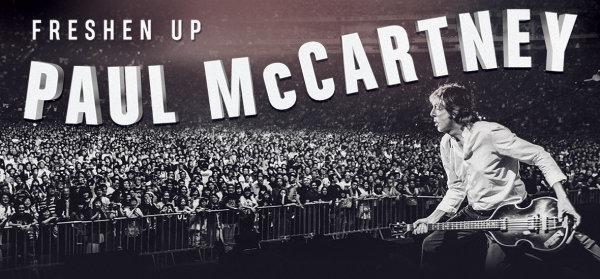 None - Win Paul McCartney Tickets!