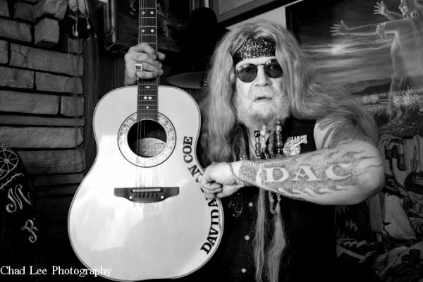 None -  David Allen Coe Online Ticket Giveaway!