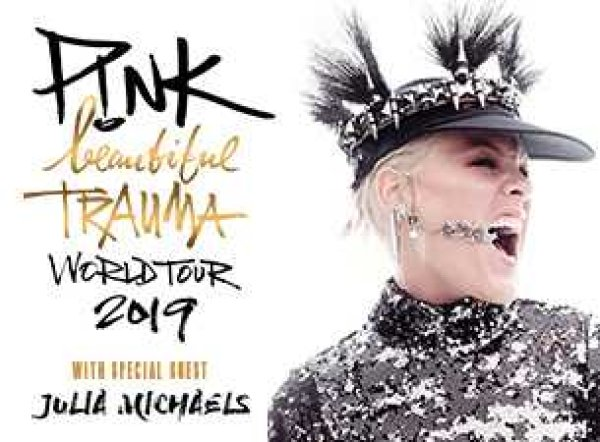 None - P!nk Online Ticket Giveaway!