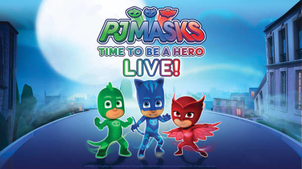None - PJ Masks Save The Holiday - Win Tickets!