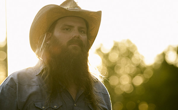 None - Chris Stapleton Online Ticket Giveaway!