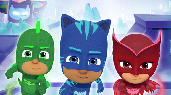 None - PJ Masks Saves the Day Online Giveaway