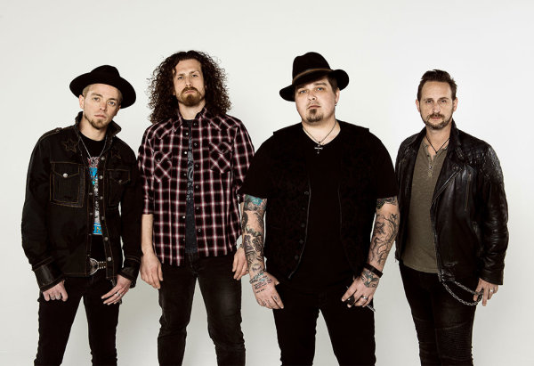 None - Win Tickets to see Black Stone Cherry!