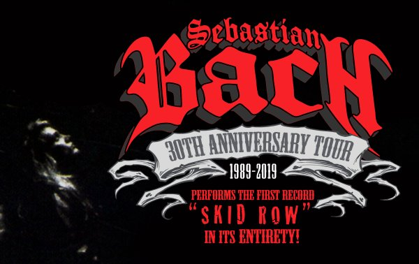 None - Win tickets to see Sebastian Bach!