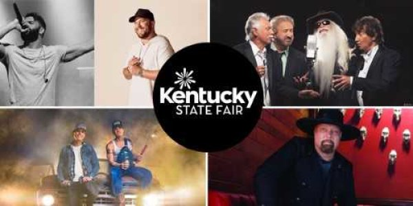 None - Win Tickets to the Country Concert Series at the Kentucky State Fair!