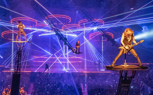 None - Win tickets to see TSO!