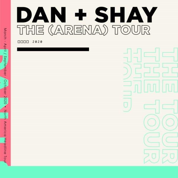 None - Dan + Shay Trivia Giveaway!