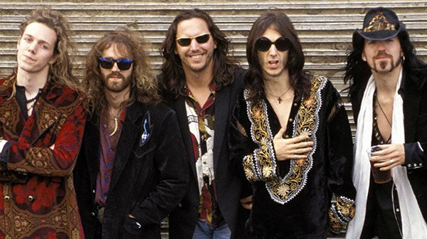 None - Win Tickets to see Black Crowes!
