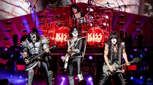 None - Win Tickets to see KISS!