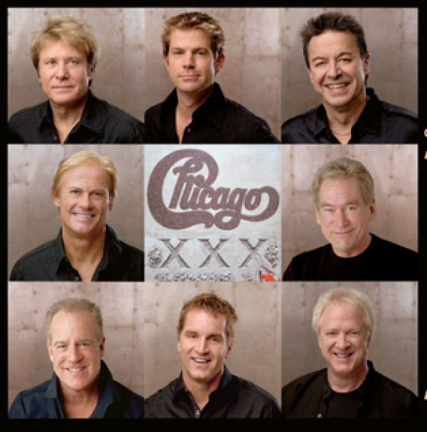 None - Win tickets to see Chicago at Riverbend!!
