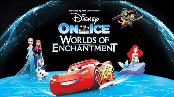 None - Win Tickets to Disney On Ice: Worlds of Enchantment!