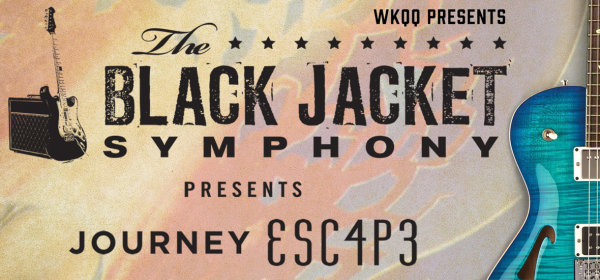 image for Win tickets to Black Jacket Symphony presenting Journey's Escape!
