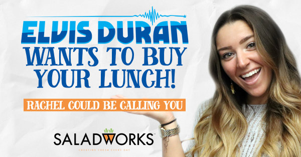 None - Elvis Duran Wants to Buy Your Lunch!
