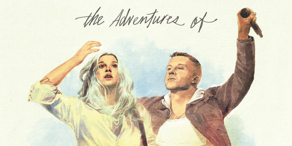 Win Tix to see The Adventures of Kesha and Macklemore