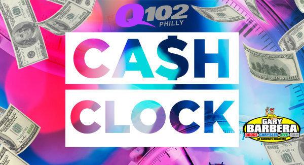None -  The Thousand Dollar Cash Clock on Q102
